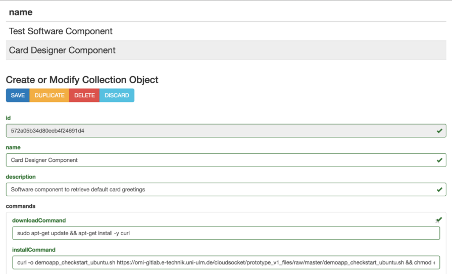 Repository Manager - CLOUDSOCKET eu